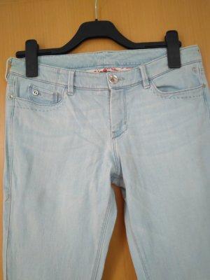 Atelier Gardeur Jeans slim fit azzurro