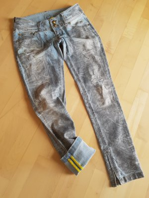 Designer Jeans von Freesoul gr. 27 l 32