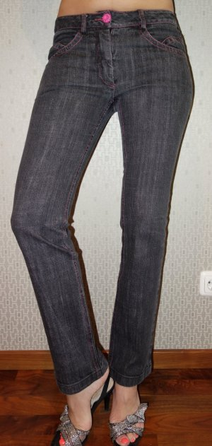 Designer Jeans von Ungaro Fuchsia, Gr. 34