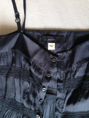 Designer Kleid Diesel XXS grau