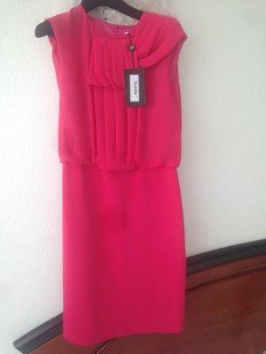 Blumarine Fashion magenta silk