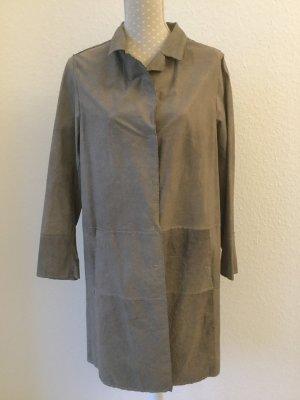 Designer Lammleder Mantel, Gr 36/38