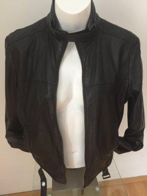 Calvin Klein Giacca marrone-nero
