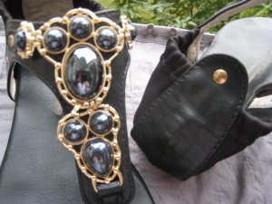 Designer Luxus Dessous Flip´s Schmucksteine Elegant & Edel NP 87 € Top