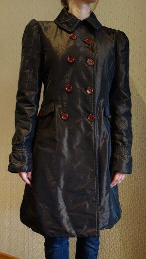 Designer Mantel von Ungaro Fever Gr. 36 Top Zustand!