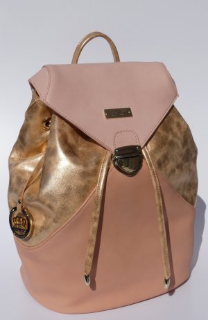 Designer Marken Rucksack neu rosa gold von Miss Germany Premium Collection
