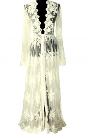 *  Designer  Maxi-Kleid  *  Gr. L  *  NEU,  mit  Etikett  *