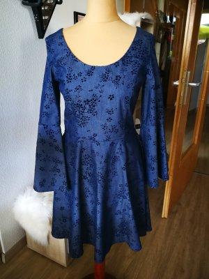 Designer Puffärmel Kleid von Maiocci