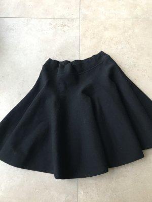 P.A.R.O.S.H. Wool Skirt black
