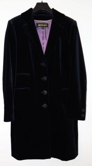 Designer Samt-Mantel von Georges Rech Gr. 36 neuwertiger Zustand