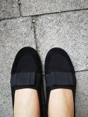 thierry rabotin Moccasins black leather