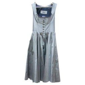 Designer Steffen Schraut Blogger 100% Seiden Dirndl Trachten Kleid XS 32 34