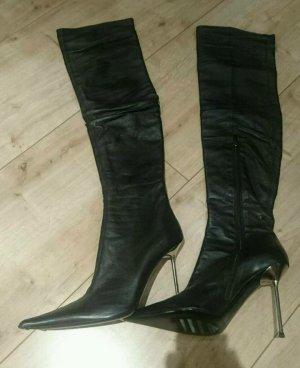 Designer Stiefel von Gianmarco Lorenzi aus Italien