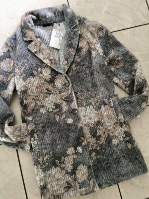 Frock Coat multicolored mixture fibre
