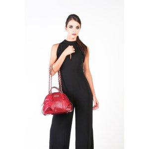 cavalli class Mini Bag multicolored imitation leather
