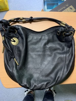 Blumarine Pouch Bag black