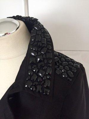 Designer Trenchcoat von Sarah Kern mit Glamour