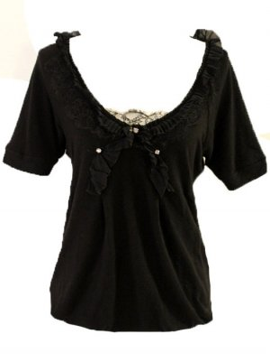 *  Designer  Wolle-Shirt  von  ,,AMULETTI''  *  Gr. M-L  *