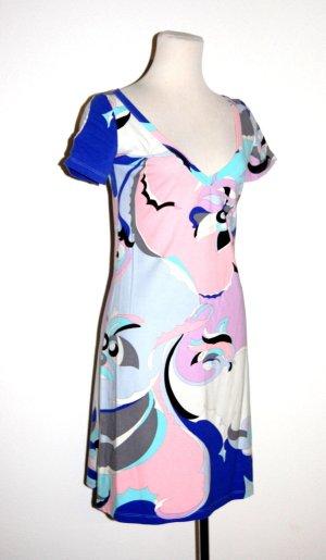 Designerkleid - Etuikleid - Shirtkleid - Cocktailkleid von EMILIO PUCCI - Gr. 38