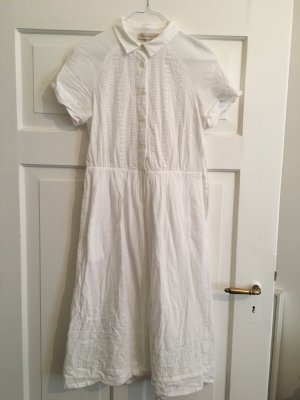 Paul & Joe Sister Abito blusa camicia bianco