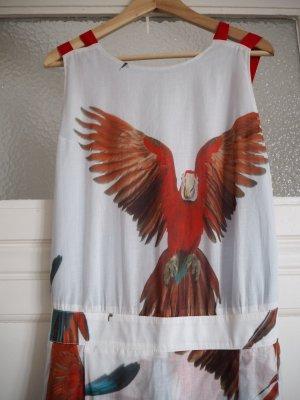 Designerkleid von ANNE GORKE // Berliner Fashion Week