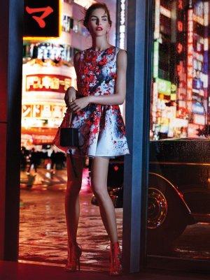 Designerkleid von Elisabetta Franchi
