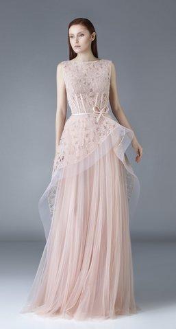 Designerkleid von Gemy Maalouf