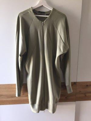 Designerkleid Weste Kleid Wolle Handmade S