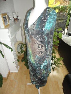 Designermode Wunderschönes Kleid von Ashley Brooke Gr. 36/38 NP 79,90 Euro
