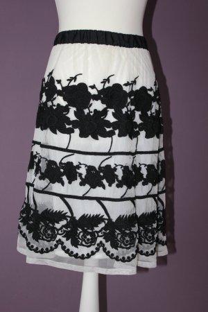 Designerröcke  mit Stickerei von Etincelle Couture Paris Gr S-M