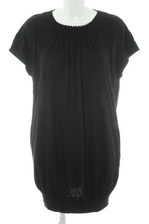 Designers Remix Charlotte Eskildsen Robe t-shirt noir style décontracté