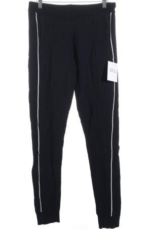 Designers Remix Charlotte Eskildsen Sporthose schwarz-weiß sportlicher Stil