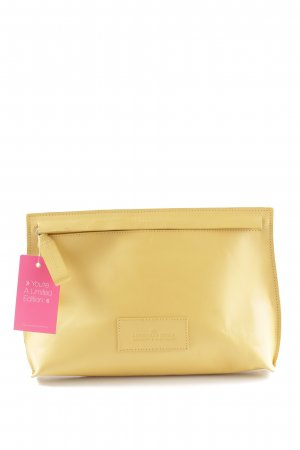 """Designers remix collection Clutch """"Designers Remix Collection"""" dunkelgelb"""