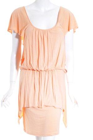 Designers remix collection Shirtkleid lachs Beach-Look