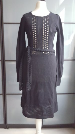 Designers Remix Wollkleid Kleid Charlotte Eskildsen Seide Xs 34