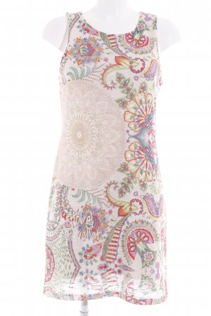 Desigual A-lijn jurk bloemen patroon Beach-look