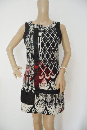 Desigual Analba Tolles Abendkleid NP 170€ gr.38