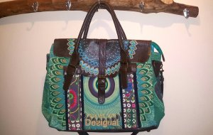 Desigual Carry Bag multicolored