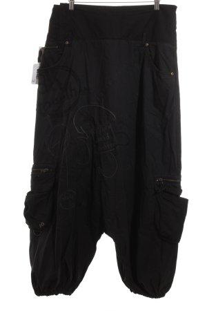 Desigual Baggy Pants grau Street-Fashion-Look