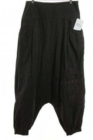 Desigual Baggy Pants taupe Street-Fashion-Look