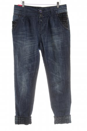 Desigual Baggy Jeans blue casual look