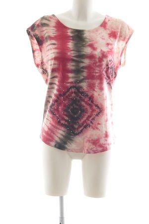 Desigual Batik shirt batik patroon extravagante stijl