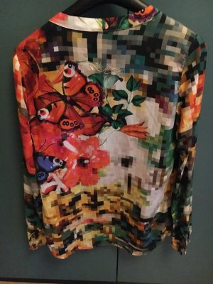 Desigual Bluse, Oberteil, bunt, Schmetterling