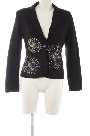 Desigual Blusenjacke schwarz Elegant