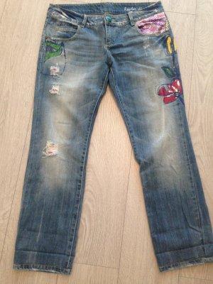 Desigual Boyfriend Jeans Gr. 40