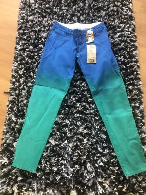 Desigual Bloomers green-blue