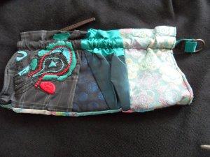 Desigual Pochette multicolore tissu mixte