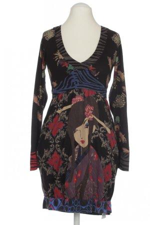 Desigual Damen Kleid Gr. M Baumwolle