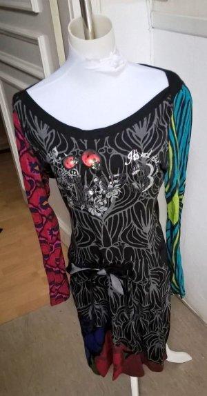 Desigual Damen Sommer Kleid Gr. M Top Mode Fashion Trendy Chic Neuwertig