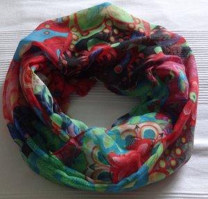 Desigual Pañoleta multicolor Viscosa